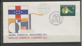ANTILLEN 1963 FDC E 29-1