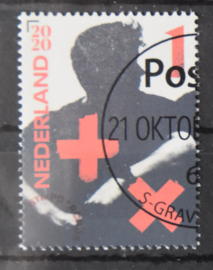 Postfris Gestempeld POST NL 2020