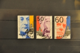 NEDERLAND 1980 NVPH 1191-93 ++ P 086