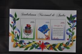 ARUBA 2016 SERIE NATIONALE SYMBOLEN ++ I 245