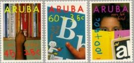 ARUBA 1991 NVPH SERIE 097 KINDERZEGELS