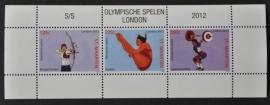 NVPH 100 OLYMPISCHE SPELEN OLYMPICS