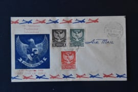 1950 FDC ZBL 64-66