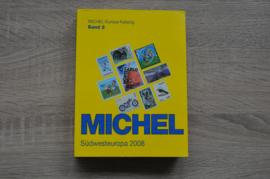 OVERJARIGE MICHEL CATALOGUS DEEL 2 zuid/west EUROPA 2008