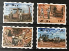 ARUBA 2020 MIJNBOUW WAGENS