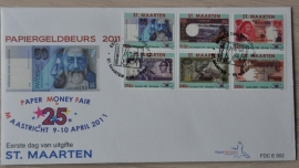 NVPH E002 PAPIERGELD PAPER MONEY