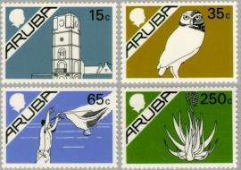 ARUBA 1986 NVPH SERIE 09