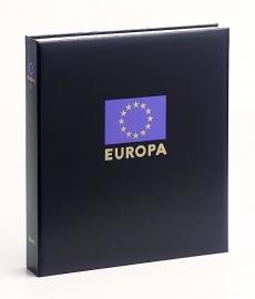 DAVO LUXE ALBUM EUROPA DEEL IX CEPT BLOKKEN 1974-1990