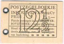 POSTZEGELBOEKJE 1941  PZB PZ 52 POSTFRIS ++ C 310