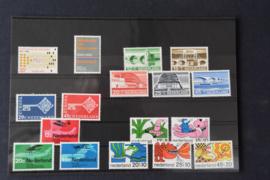 Nederland 1968 Postfris ++ D(B) 117