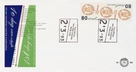 NEDERLAND NVPH FDC E306