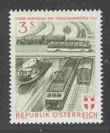 OOSTENRIJK 1961 ANK 1128