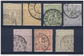Postbewijszegels