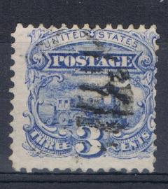 USA UNITED STATES 1869 MCHL 28  ++ C 188