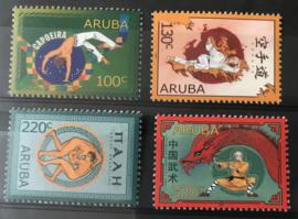 ARUBA 2020 VECHTSPORTEN
