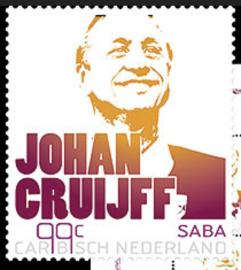 SABA JOHAN CRUIJF ++ M