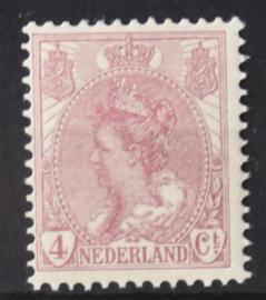 NEDERLAND 1900 NVPH 58 POSTFRIS ++ Q 272