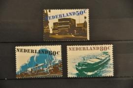 NEDERLAND 1980 NVPH 1204-06 ++ P 092