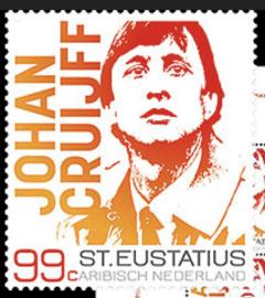 ST EUSTATIUS JOHAN CRUIJF ++ M
