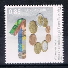 Luxemburg 2012  ++ Lux 128 geld money