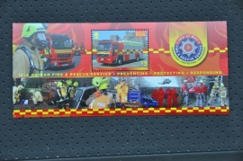 ISLE OF MAN 2013 BRANDWEER FIRE FIGHTING ++ M1 - 30