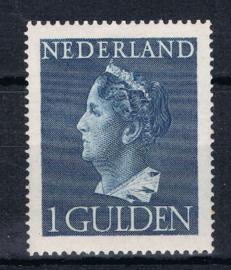 NEDERLAND 1946 NVPH 346 PLAK(REST) ++ K 136