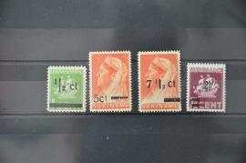 Plak(rest) 1930-1959