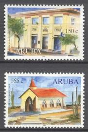 ARUBA 2000 NVPH SERIE 249 KERK