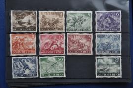 1943 MCHL 831-842 ZONDER 841 ++ M 047