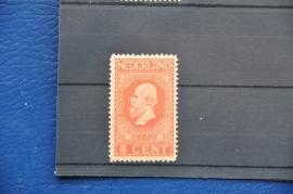 NEDERLAND 1913 NVPH 92 ONGEBRUIKT ++ O 067