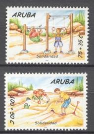 ARUBA 2000 NVPH SERIE 255