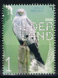 NEDERLAND VOGELS BIRDS 5/10 ++ D(B) 182