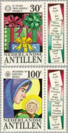 ANTILLEN 1990 NVPH SERIE 965 DECEMBER