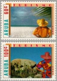 ARUBA 1987 NVPH SERIE 28