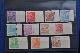 1946 MCHL 29-40Y  MECKLENBURG POSTFRIS ++ M 051