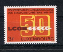 Luxemburg 1971   ++ Lux021