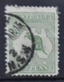 1913 MCHL 4 WM 2 KANGAROO ++ M 030