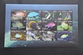 PENRHYN 2012 VISSEN FISH FISCHE POISSON ++ M1 - 48