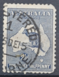 1915 MCHL 22 WM 3 KANGAROO ++ M 031