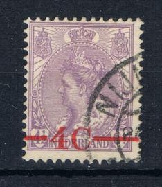 NEDERLAND 1921 NVPH 106 GESTEMPELD ++ L 534-1