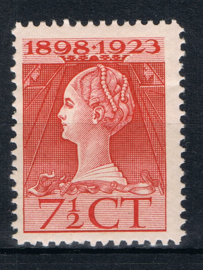 NEDERLAND 1923 NVPH 123 POSTFRIS ++ J 343