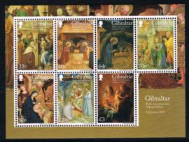 GIBRALTAR 2018 KERSTMIS CHRISTMAS