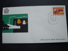 1972 FDC ZBL 714