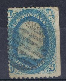 Gebruikt 1847-1899
