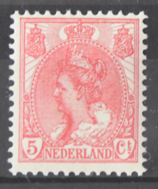 NEDERLAND 1900 NVPH 60 POSTFRIS ++ Q 272