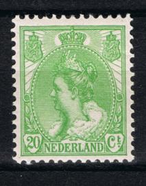 NEDERLAND 1899 NVPH 68 ONGEBRUIKT ++ H 412