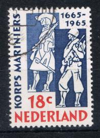 NEDERLAND 1965 NVPH 855 GEBRUIKT ++ L 561
