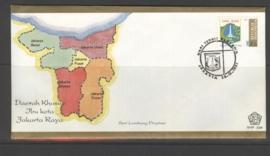 INDONESIË 1981 FDC 104