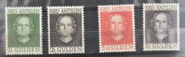 NEDERLAND 1949 NVPH 534-537 POSTFRIS ++ PH