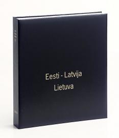 DAVO LUXE ALBUM BALTISCHE STATEN DEEL IV 2015-2018